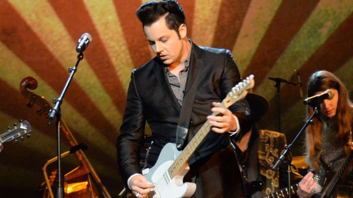 """Featured image for """"Jack White Secretly Bought Elvis Presley's First Recording, Plans Reissue"""""""